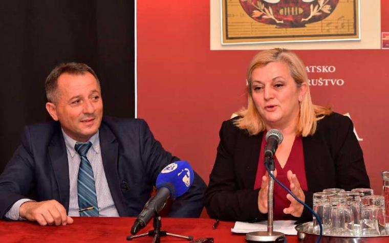 """Predavanje """"Doprinos albanskih žena kroz povijest"""""""