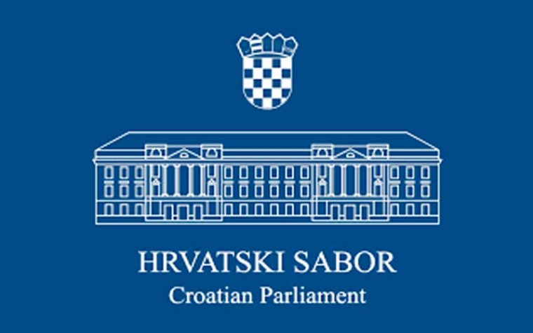 Aktualno prijepodne Hrvatskog sabora
