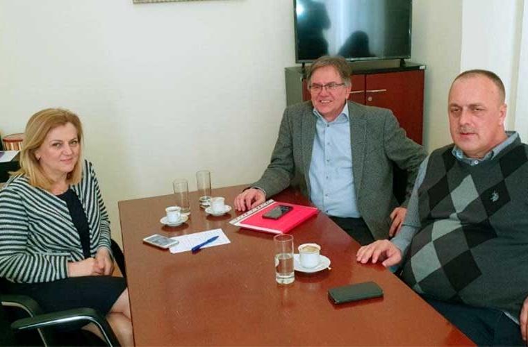 Sastank s predstavnicima bošnjka
