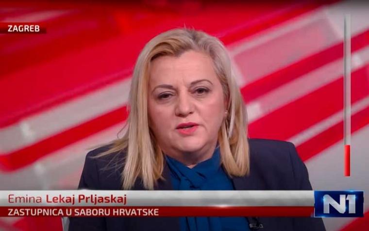 Gostovanje u emisiji Crvena linija o porastu političkih napetosti između Beograda i Prištine na N1