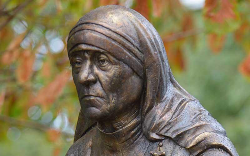 Kip svete Majke Tereze Rijeka