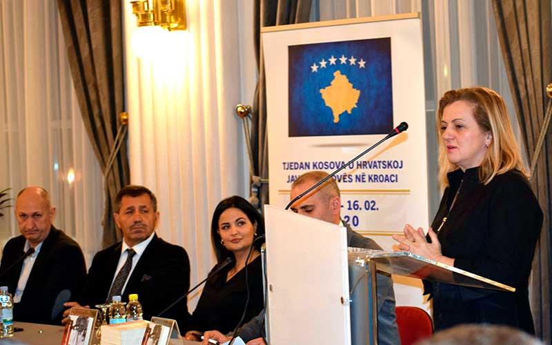 Tjedan Kosova u Hrvatskoj
